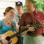2007 Festival - Allison, Matt Meacham, Ed McKinney