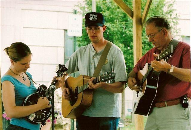 2007 Festival - Allison, Matt Meacham, Ed McKinney (2)