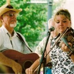 2007 Festival -Carl, Howard Marshall, Jessica