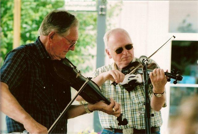2007 Festival - Dean Von Allmen, Howard Marshall
