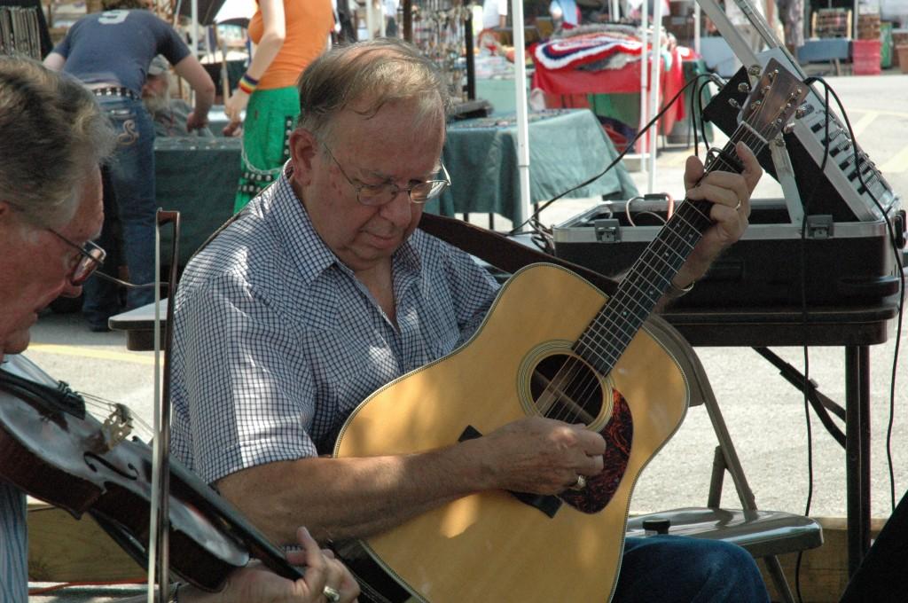 2007 Festival - Ed McKinney (2)