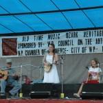 2007 Festival - Emily Dowden, Alvie Dooms