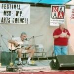 2007 Festival - Davis Creek Rounders