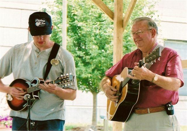 2007 Festival - Matt Meacham, Ed McKinney
