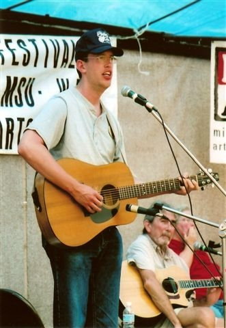 2007 Festival - Matt Meacham
