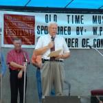2007 Festival - Mayor Joe Paul Evans (2)