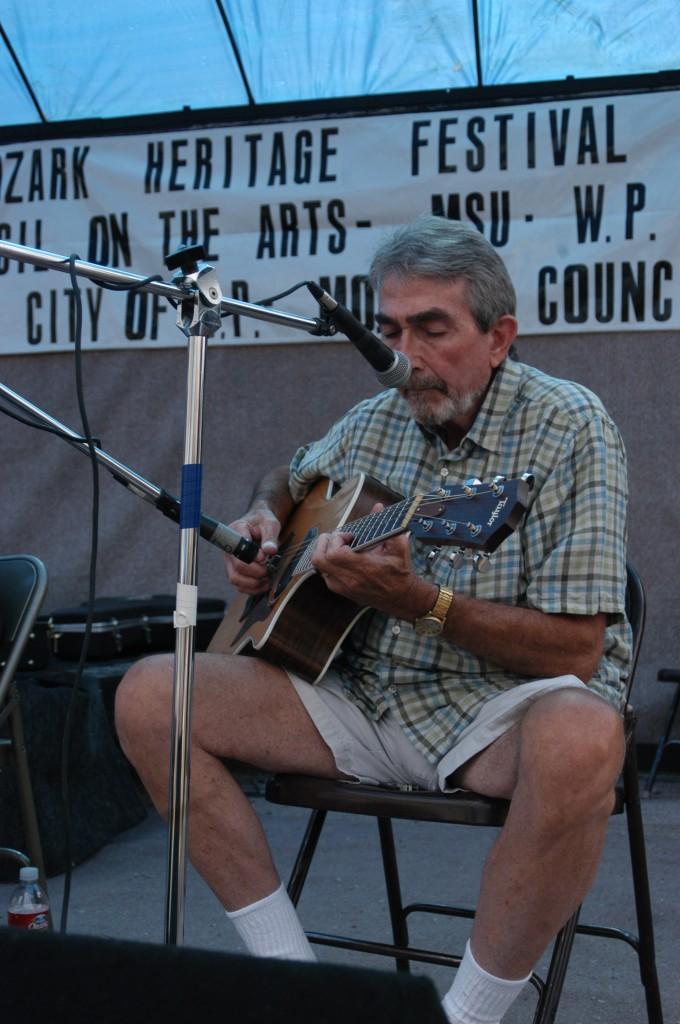 2007 Festival - Rick Cochran