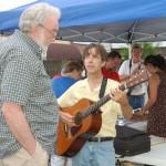 2007 Festival - Russ Cochran and Robert Bowlin