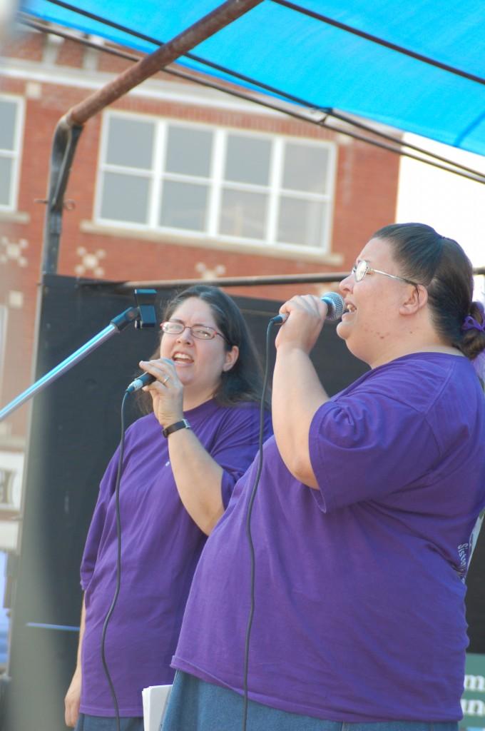 2007 Festival - Sisters Twice (2)