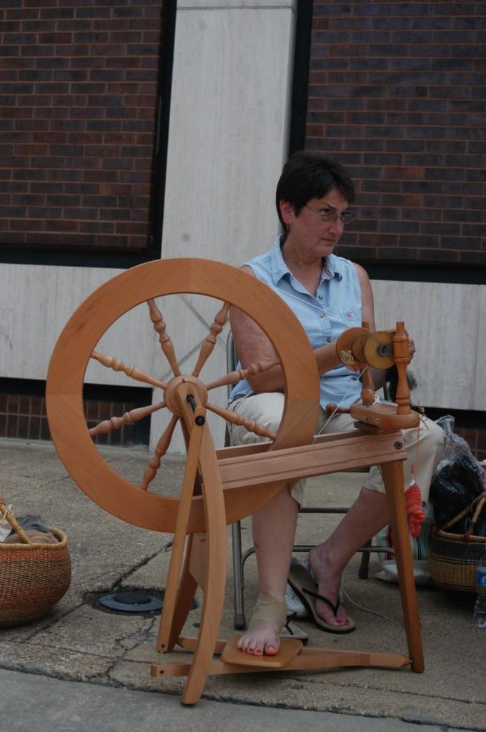 2007 Festival - Spinners