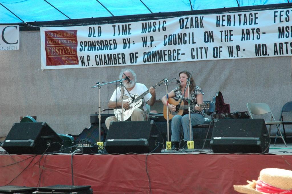 2007 Festival - The Lansfords (2)