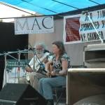 2007 Festival - The Lansfords (3)
