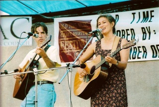2007 Festival - Wil Maring, Robert Bowlin