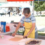 2008 Cooking Stage