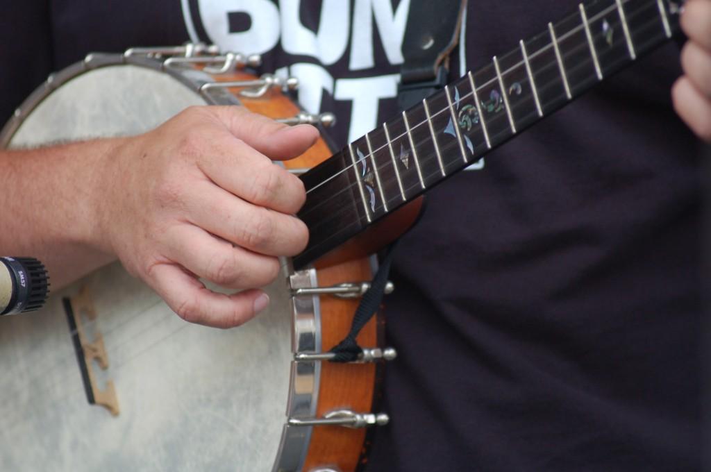 2008 Festival - Banjo