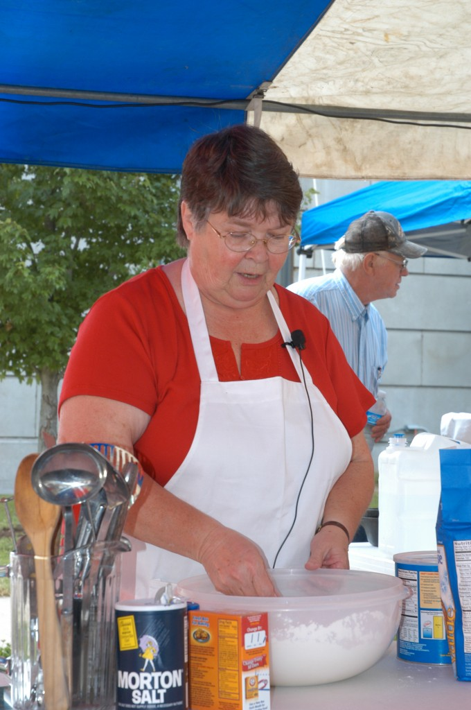 2008 Festival - Cooking Stage