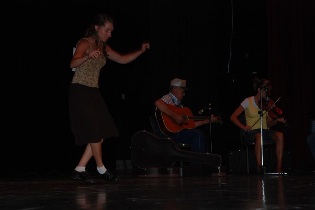 2008 Festival - Jig Dance Competition