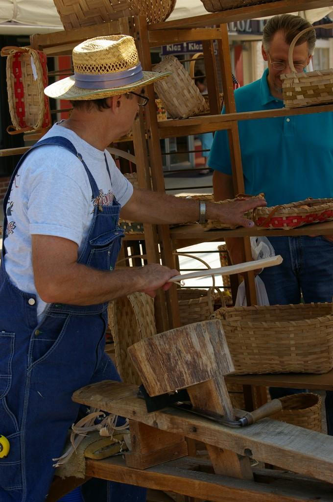 2009 Festival - Baskets