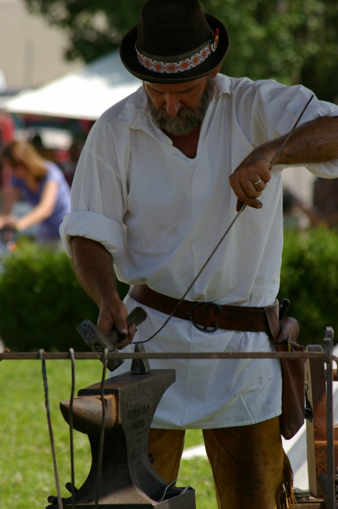 2009 Festival - Blacksmith (3)