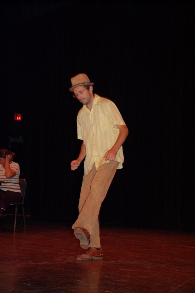 2009 Festival - Jig Dance Competition