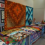 2009 Festival Quilt Display