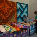 2009 Festival Quilt Display (2)