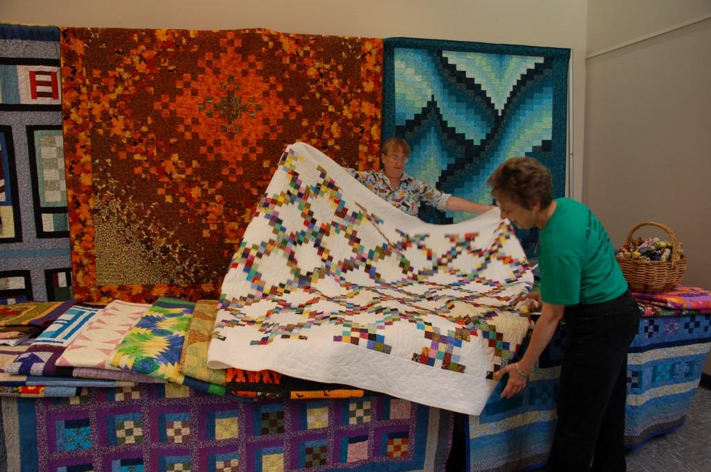 2009 Festival Quilt Display (3)