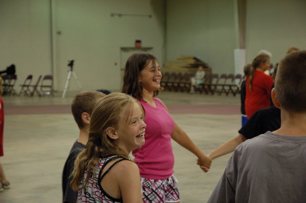 2009 Festival - Square Dance Lessons
