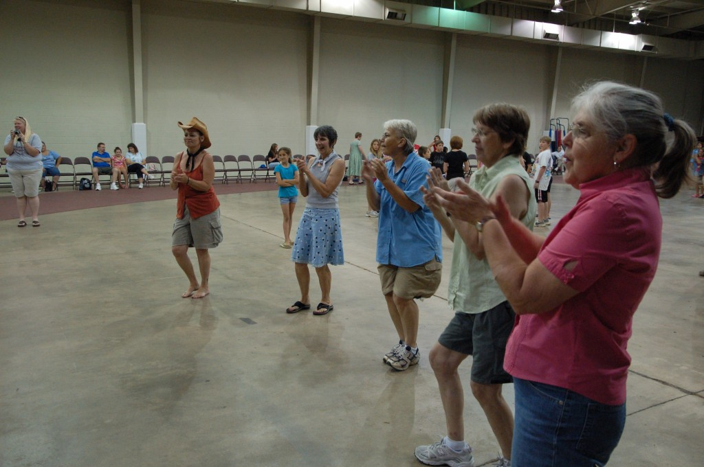 2009 Festival - Square Dance Lessons (24)
