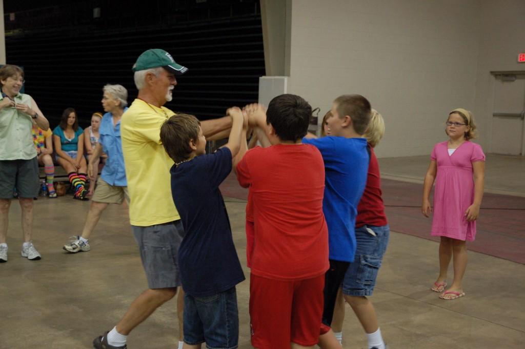 2009 Festival - Square Dance Lessons (4)