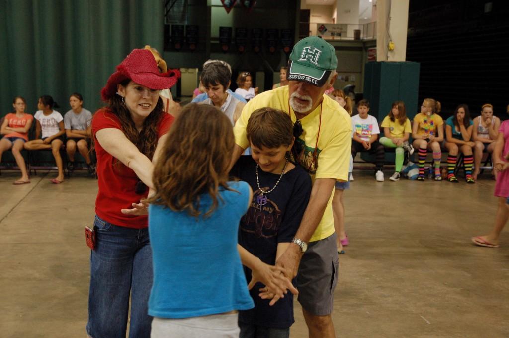 2009 Festival - Square Dance Lessons (6)