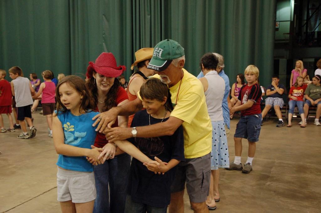 2009 Festival - Square Dance Lessons (9)