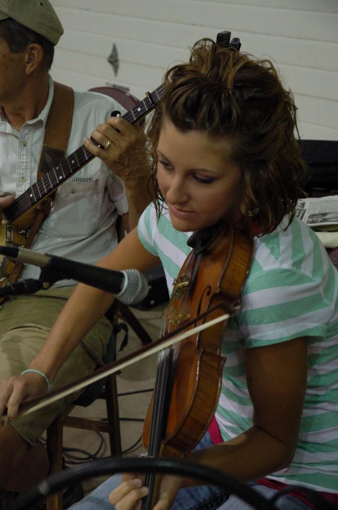 2009 Festival - Square Dance Musicians (2)