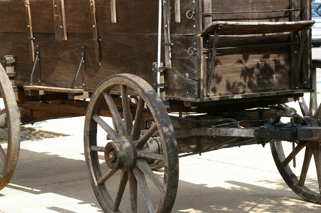 2009 Festival - Wagon