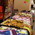 2010 Festival - Quilt Display (2)