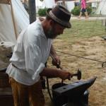 2011 Festival - Blacksmith (3)