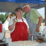 2011 Festival - Judy and Bill Harden - Donuts
