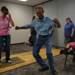 2014 Festival Buck Dance Workshop