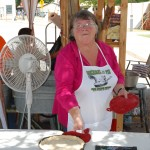 2014 Festival Cooking Stage - Squirrel Pot Pie