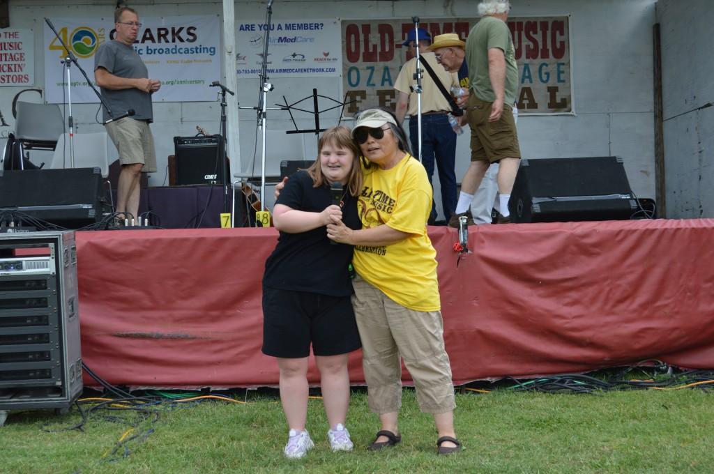 2014 Festival Kathleen and Mollie