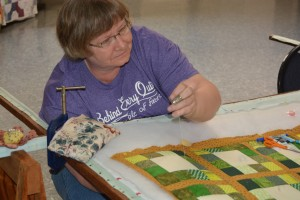 2014 Festival Quilting Cindy McLean