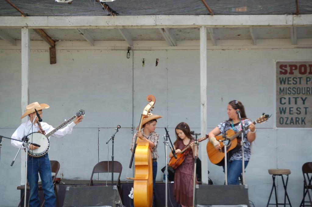2012 Festival - Baker Family 6-15-12