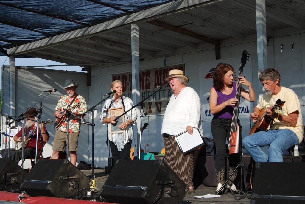2012 Festival - Blackberry Winter Band