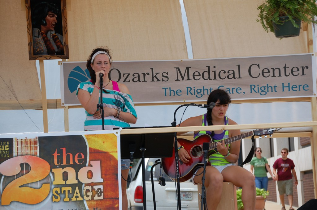 2012 Festival - 2nd Stage