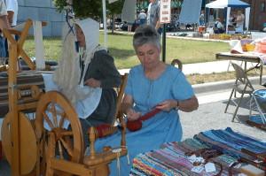 Festival 2006.Spinners