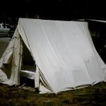 2010 Festival - Rendezvous Tent