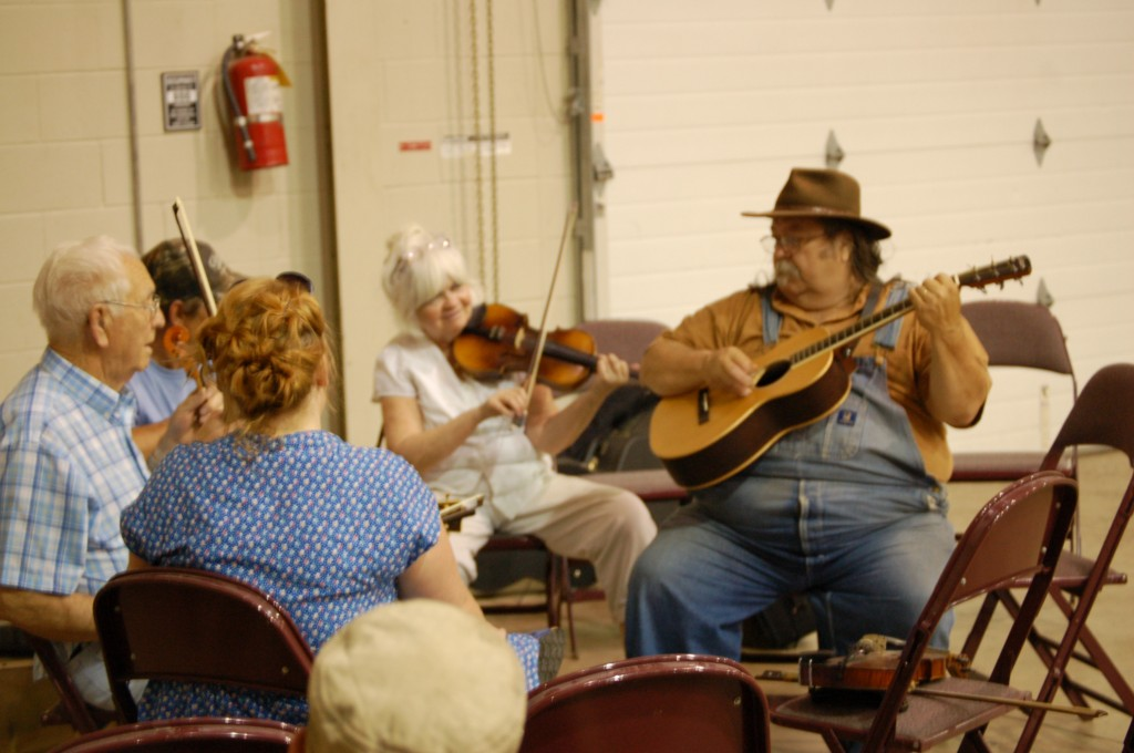 2012 Festival - Jammin with Don Beudel 6-16-12