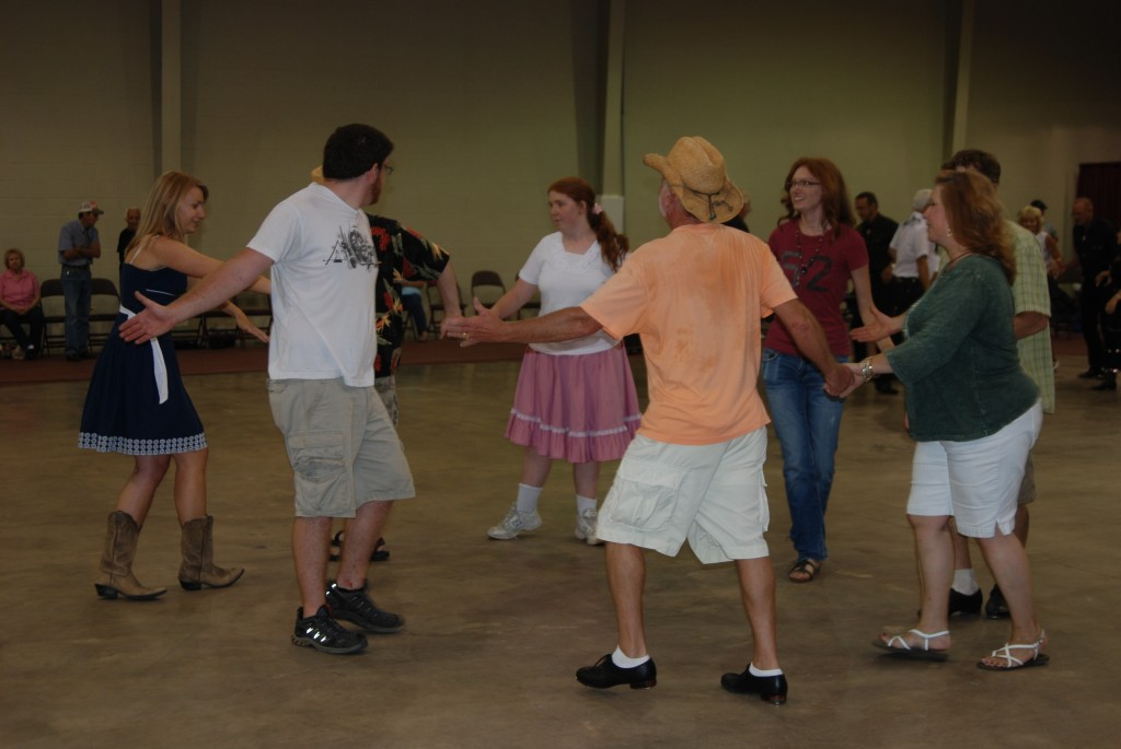 2012 Festival - Square Dances