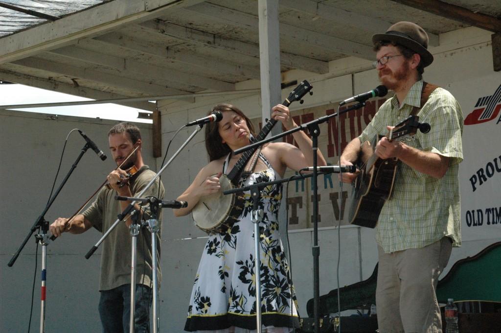 2012 Festival - Allison Williams 6-16-12