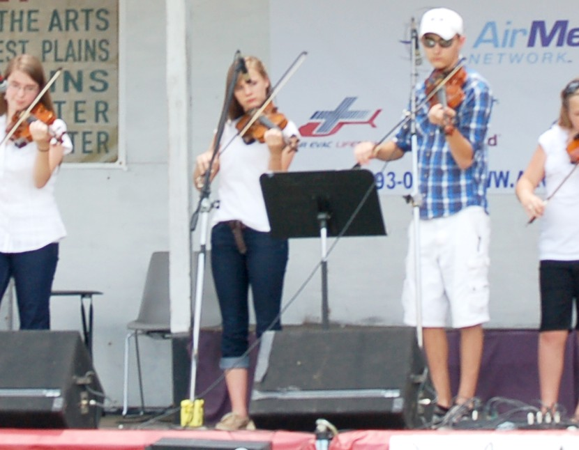 Possum Trot Fiddlers